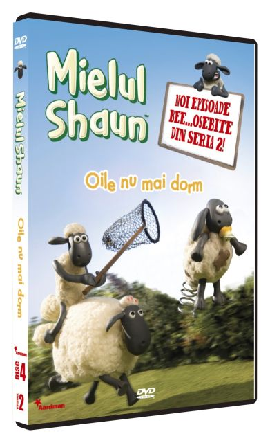 MIELUL SHAUN - OILE NU MAI DORM