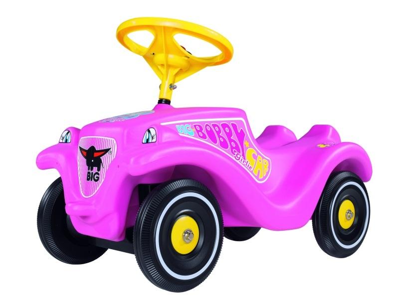 Masina Bobby Car roz