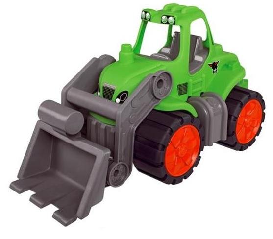 Tractor Power Worker Big