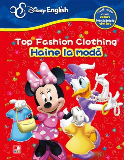 HAINE LA MODA DISNEY ENGLISH