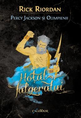 PERCY JACKSON-HOTUL FULGERULUI