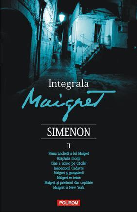 INTEGRALA MAIGRET 2