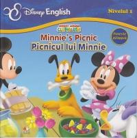 DISNEY ENGLISH. PICNICUL LUI MINNIE