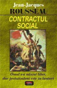 CONTRACTUL SOCIAL. EDITIA A II-A