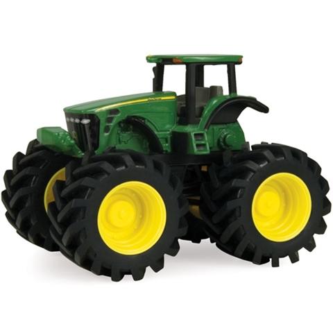Tractor cu roti mari