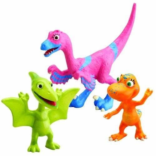 Set 3 dinozauri Velma,Annie,Don