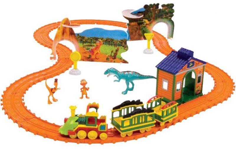 Set tren motorizat