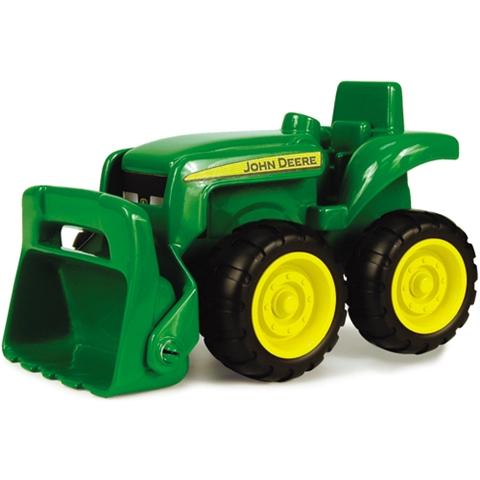 Tractor cuva de excavator