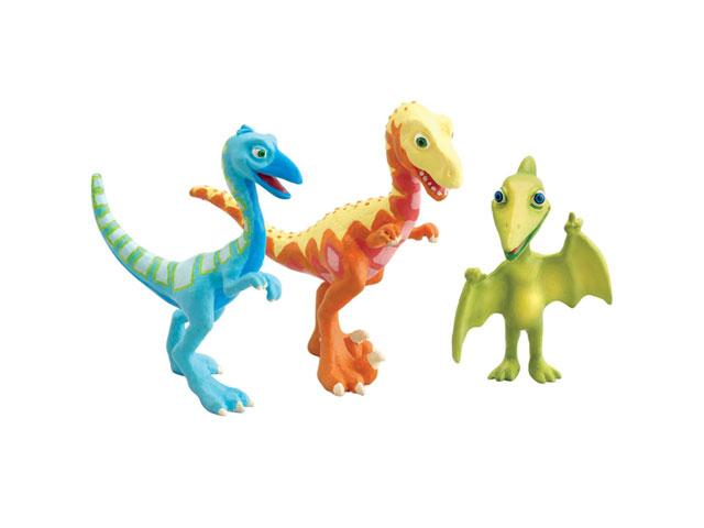 Set 3 dinozauri Boris,Oren,MrsP