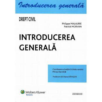 DREPT CIVIL INTRODUCERE GENERALA