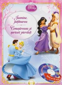 JASMINE, PETITOAREA-CENUSAREASA CARTE+CD