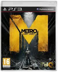 Metro: Last Light /PS3