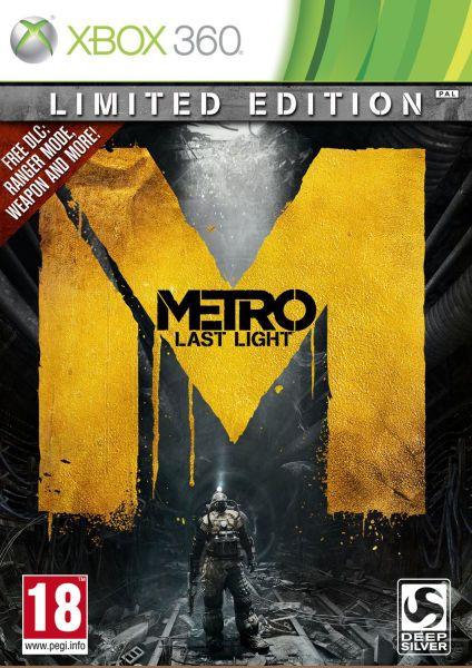 Metro: Last Light - Limited Ed - X360