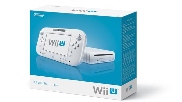 Wii U Console Basic Pack (White)-Wii-U