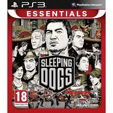 Sleeping Dogs (Essentials) /PS3