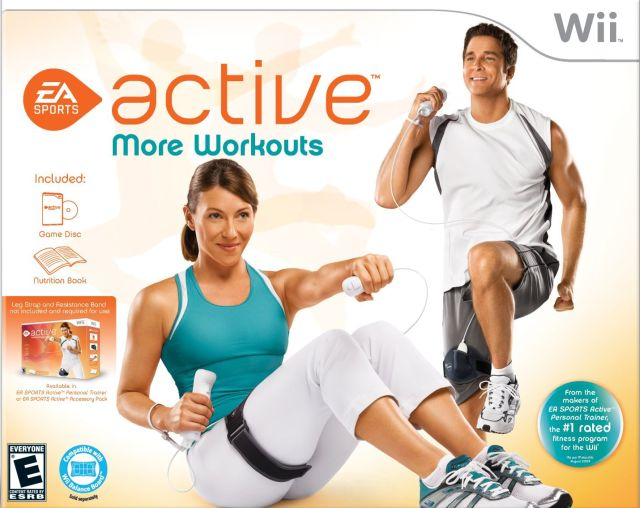 EA Sports Active More Workouts /Wii
