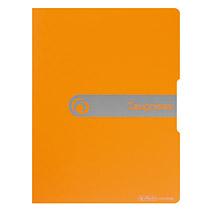 Mapa prezentare EO A4,20 file,portocaliu