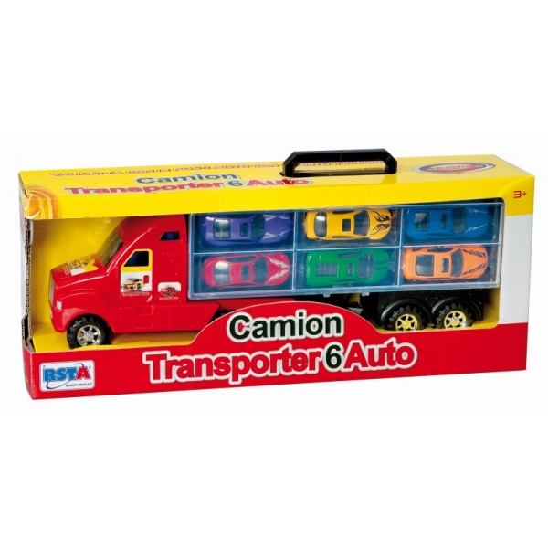 Jucarie camion diecast mare