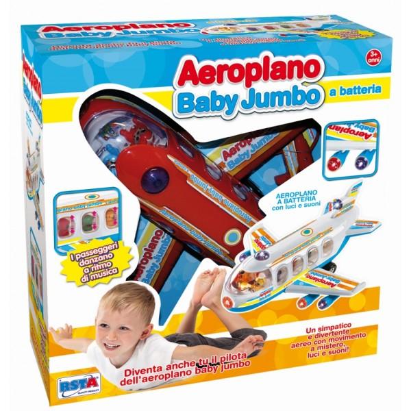 Jucarie avion baby