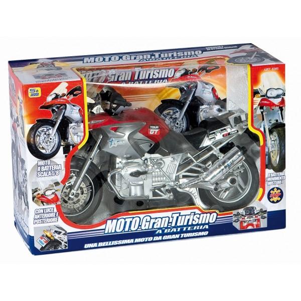 Jucarie motocicleta cu baterie