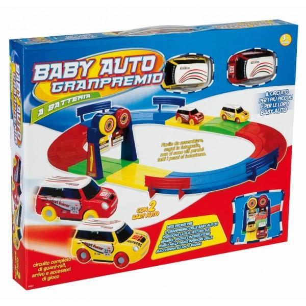 Jucarie circuit auto