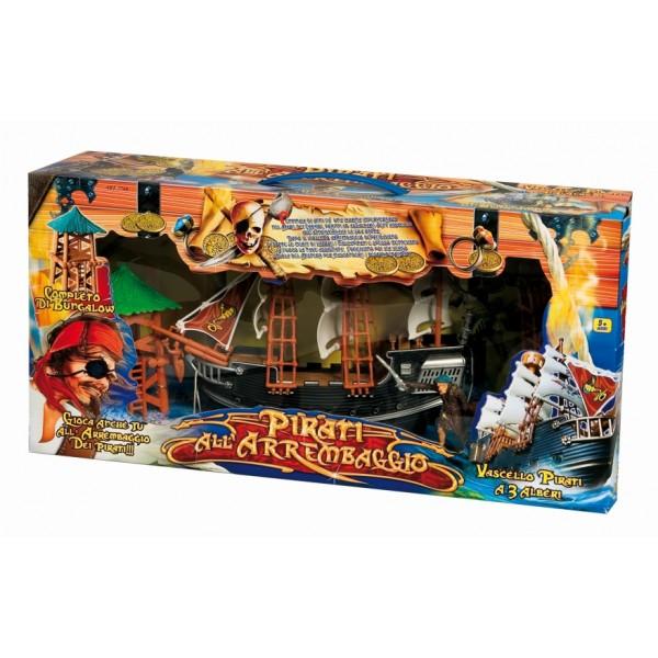 Jucarie set pirati