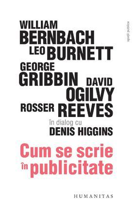 CUM SE SCRIE IN PUBLICITATE