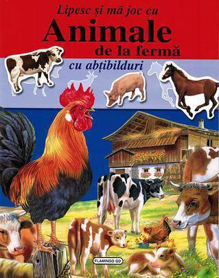 ANIMALE DE LA FERMA - ABTIBILDURI