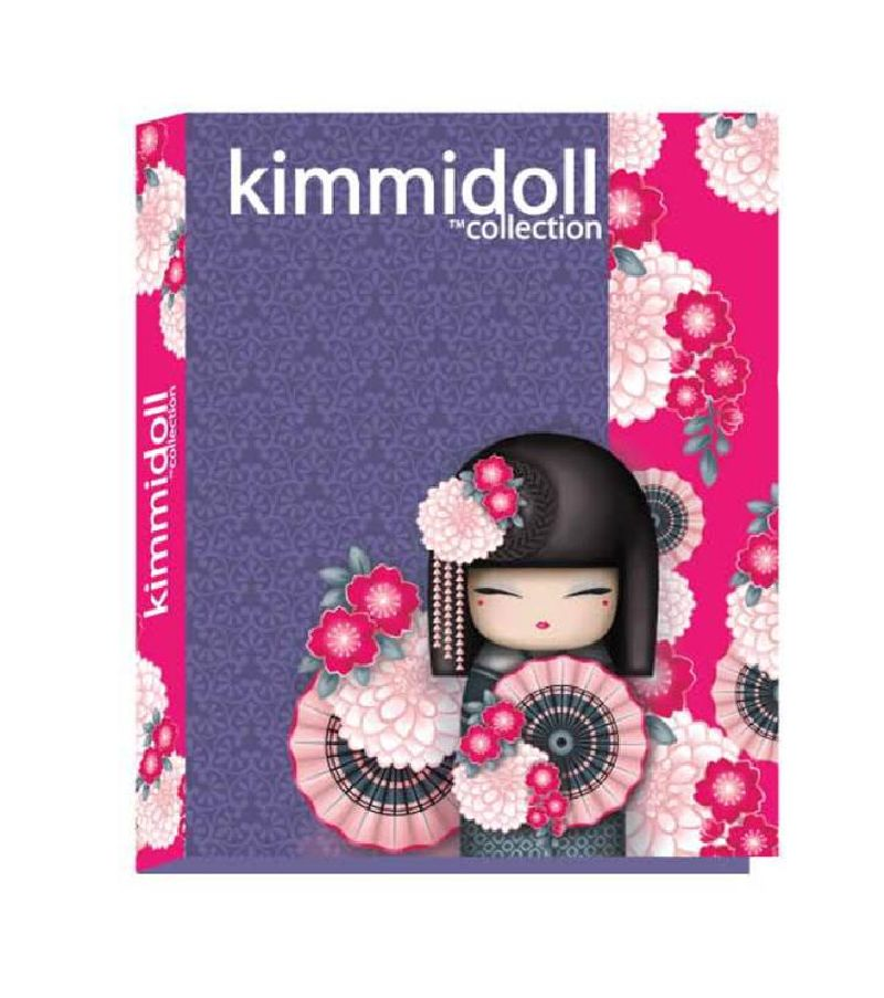 Caiet mecanic A4,2 inele,Kimmidoll