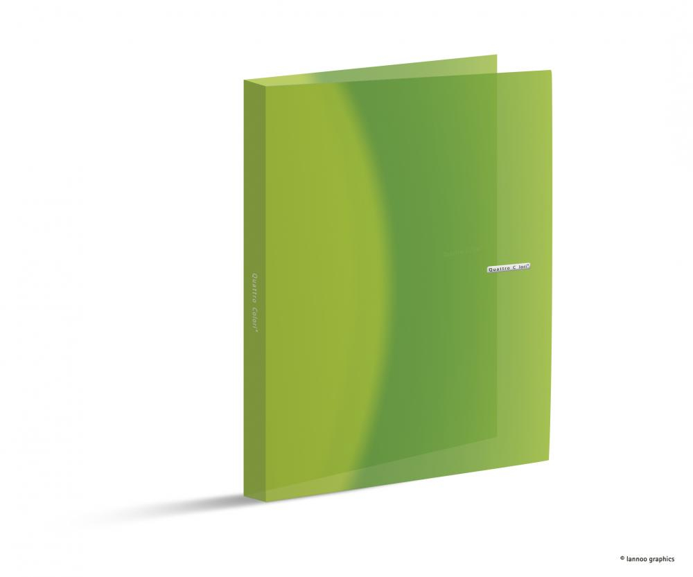 zzCaiet mec.QuattroColori,PP,2in,mini,verde
