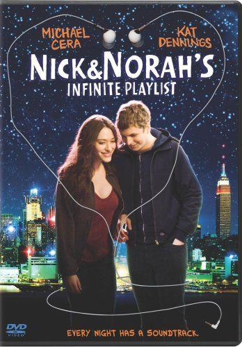 NICK SI NORAH NICK AND NORAH S INFINI