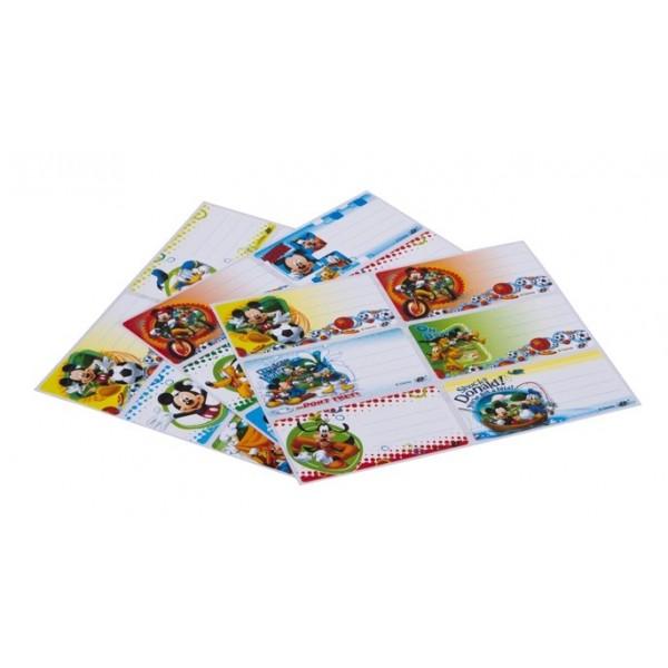 Etichete autiadezive 18buc/set,Mickey