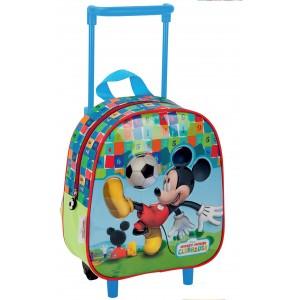 Troller mic, Mickey