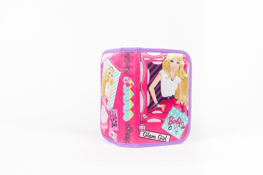 Penar echipat 50 piese, Barbie