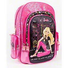 Ghiozdan mare ergonomic, Barbie