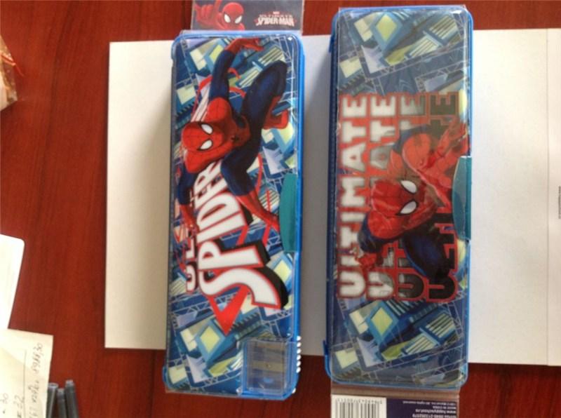 Penar magnetic, Spiderman