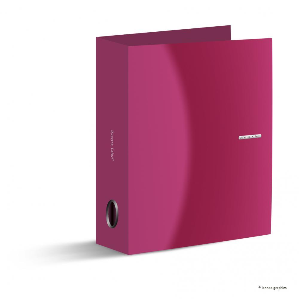 zzBiblioraft QuattroColori,8 cm,roz