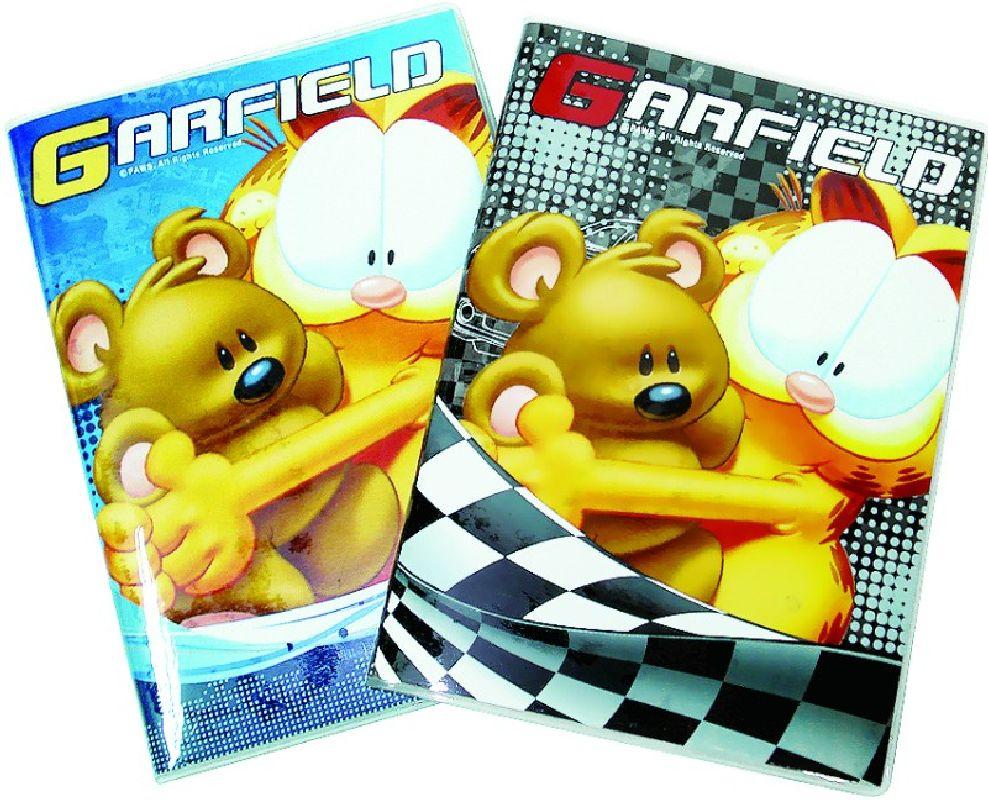Caiet 13x17.5cm Garfield,dictando