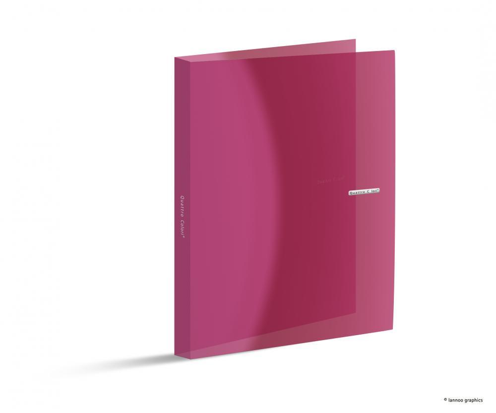 zzCaiet mec.QuattroColori,PP,2in,mini,roz