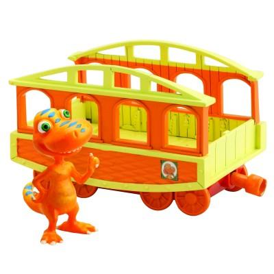Dinozaurul Buddy + vagon
