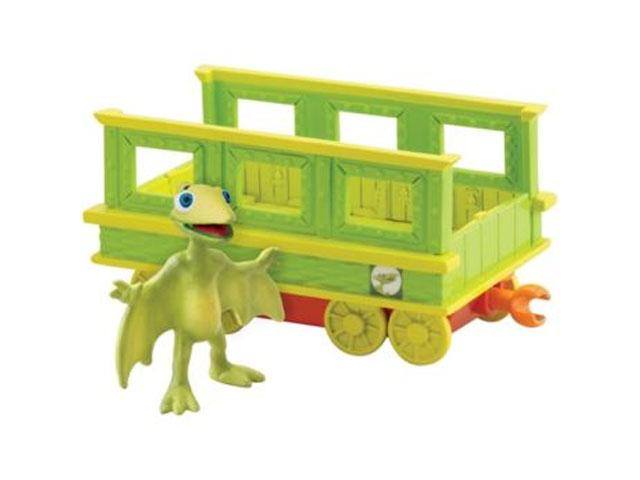 Dinozaurul Tiny+ vagon
