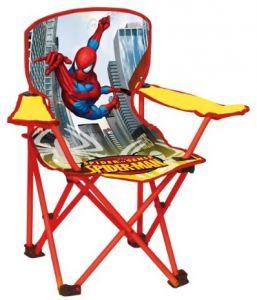 zzScaun pliabil spiderman 54x32x59cm