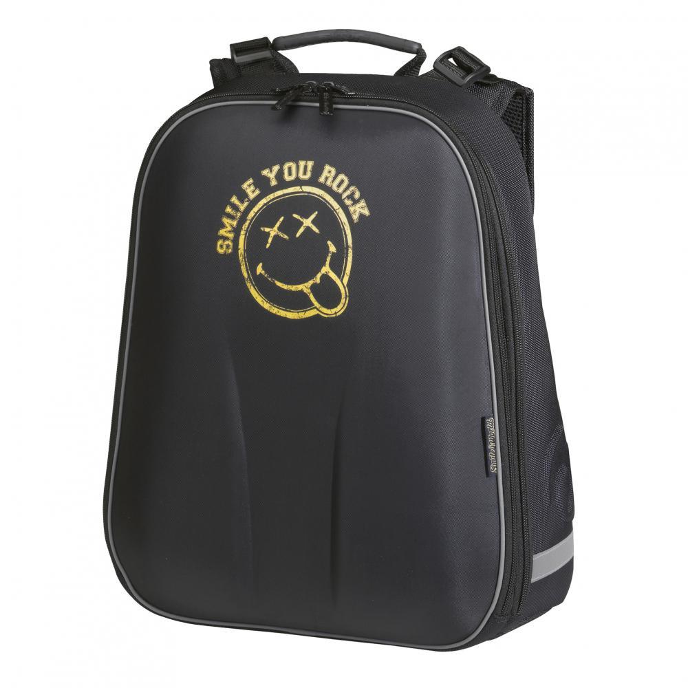 Rucsac Be.Bag s,Smiley World Golden Rock