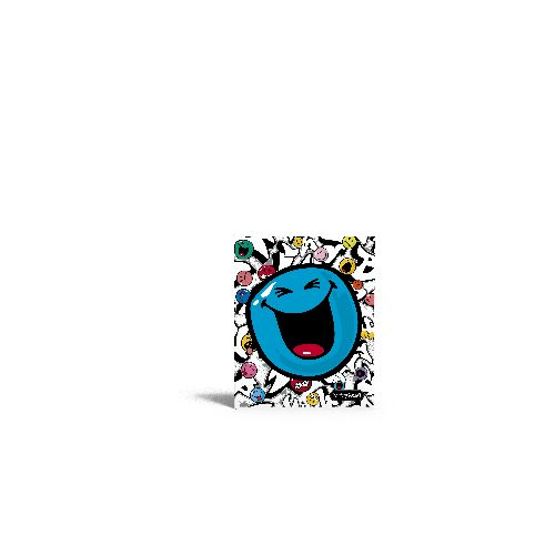 zzCaiet A5 dictando Smiley World Grafitti,40file