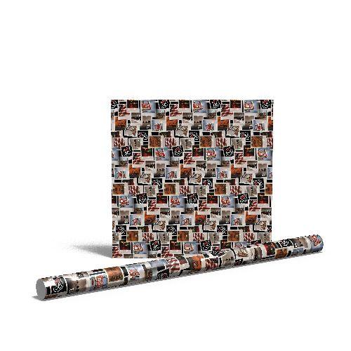 zzHartie ambalat Routte 66,70x100cm,2foi