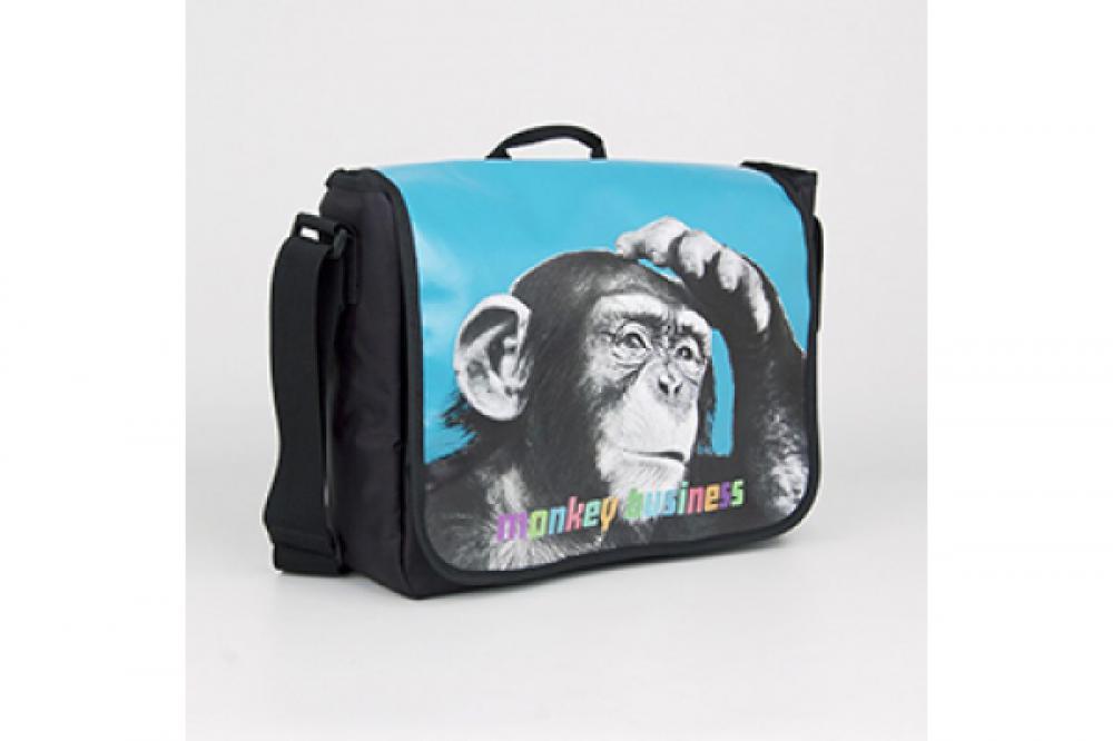 zzGeanta umar Monkey Business