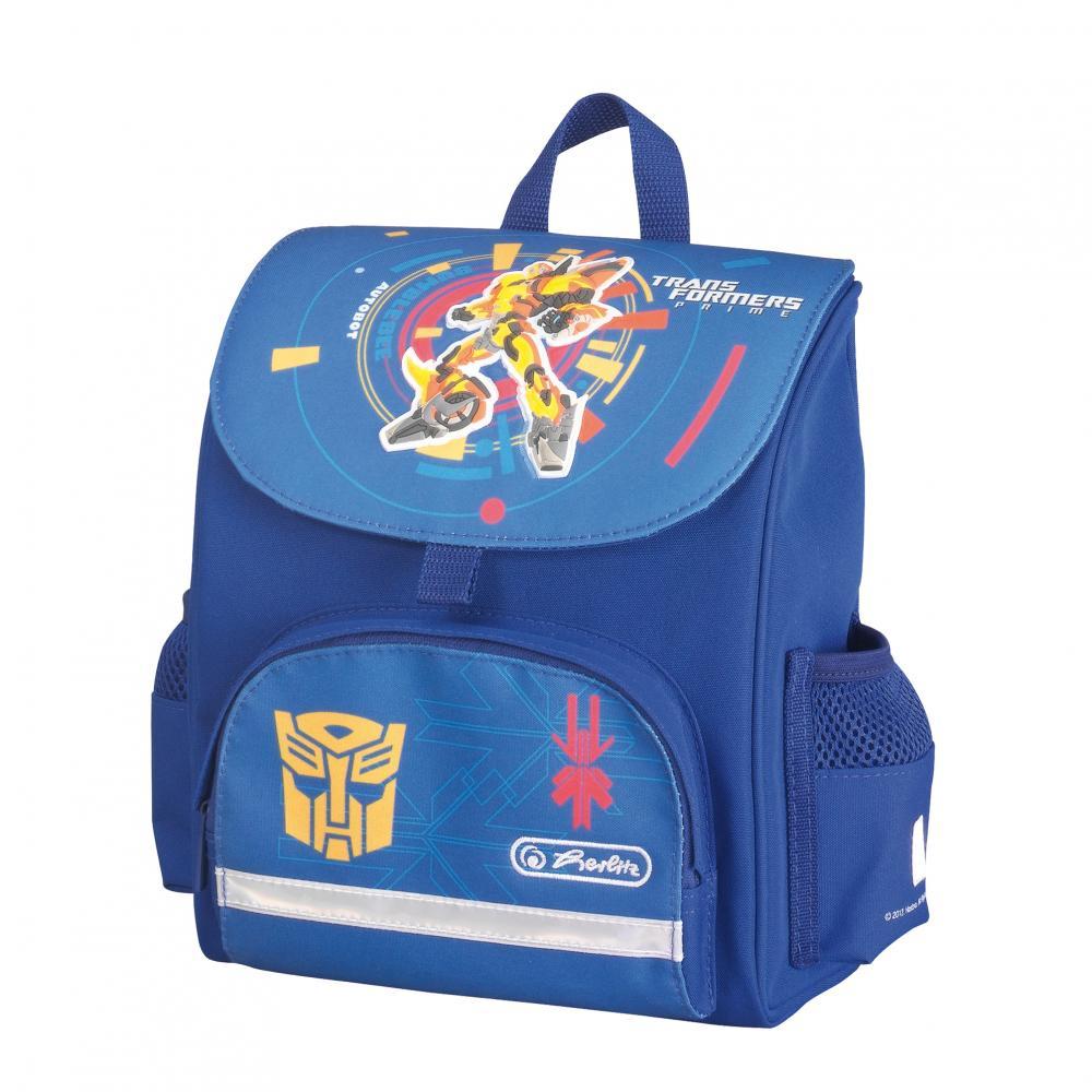 Ghiozdan Mini Softbag,26x24x14cm,Transformers