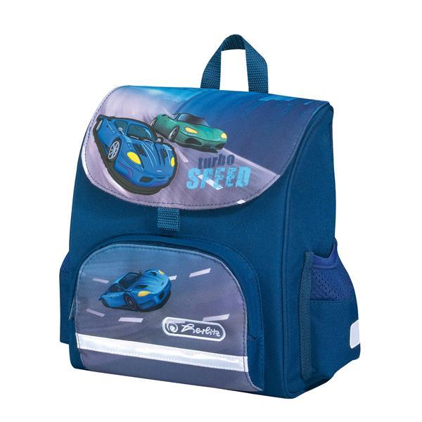 Ghiozdan Mini Softbag,26x24x14cm,Speed