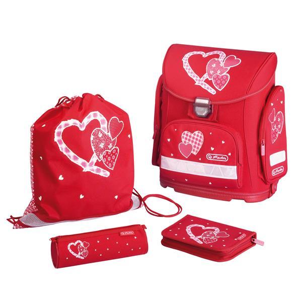 Ghiozdan echipat MidiPlus,Heartbeat