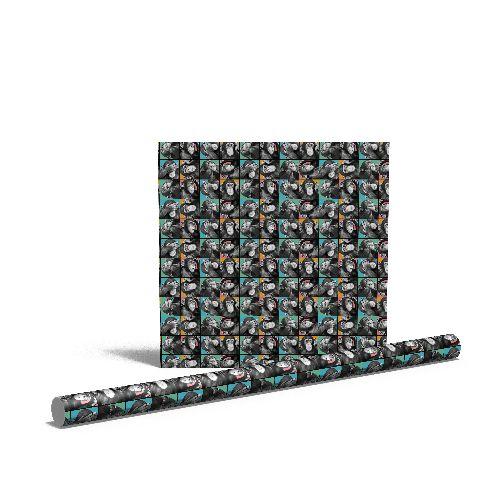 zzHartie ambalat Monkey Business,70x100cm,2foi